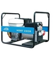 Generatoriai su suvirinimo aparatu | Suvirinimo generatorius MOST 220S | Most  | suvirink.lt