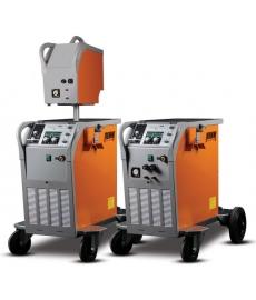 MIG/MAG pusautomačiai | Suvirinimo pusautomatis REHM SYNERGIC.PULS 430 | suvirink.lt