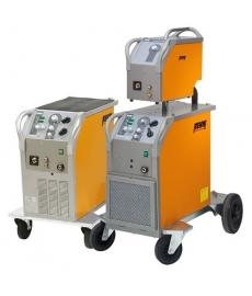 MIG/MAG pusautomačiai | Suvirinimo pusautomatis REHM SYNERGIC.PRO² 350-4 | REHM  | suvirink.lt