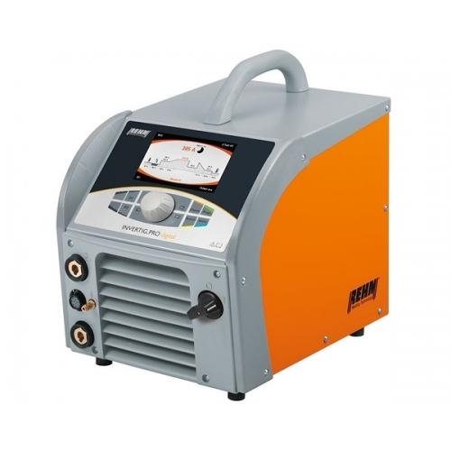 TIG suvirinimo įranga | Suvirinimo aparatas REHM INVERTIG.PRO® digital 280 DC | suvirink.lt