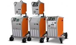 MIG/MAG pusautomačiai | Suvirinimo aparatas REHM MEGA.PULS® FOCUS 330 | suvirink.lt