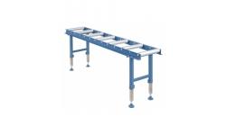 Stabilūs stalai su ritinėliais