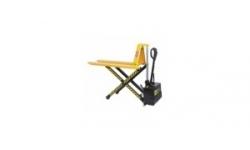 Electric scissor lift pallet truck