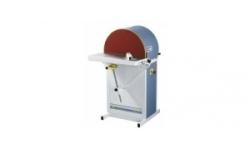 Disc sanding machines