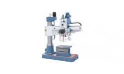 Radial and quick-action radial drilling machines